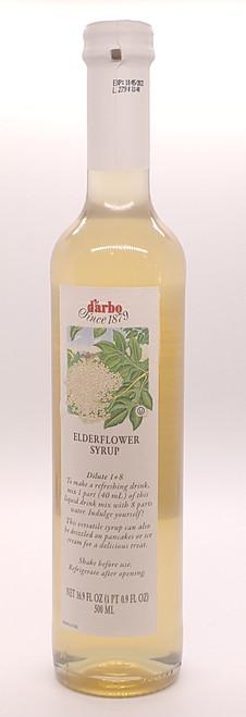 Elderflower Syrup - 17oz (0.5L)