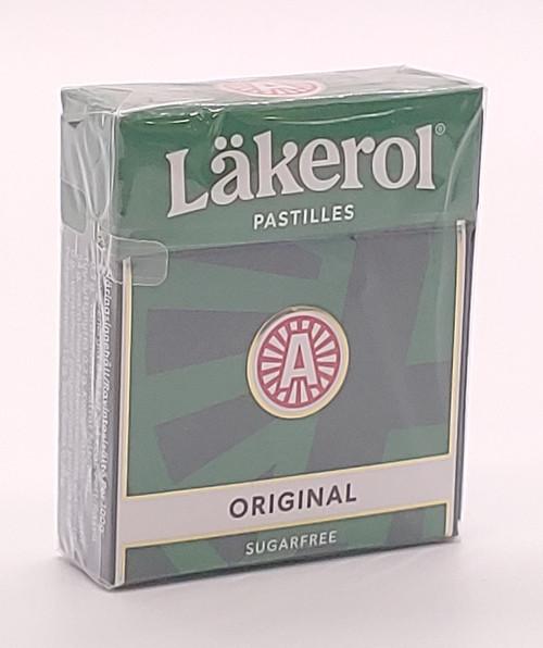 Original Pastilles (Licorice/Lakrids) - 0.88oz (25g)
