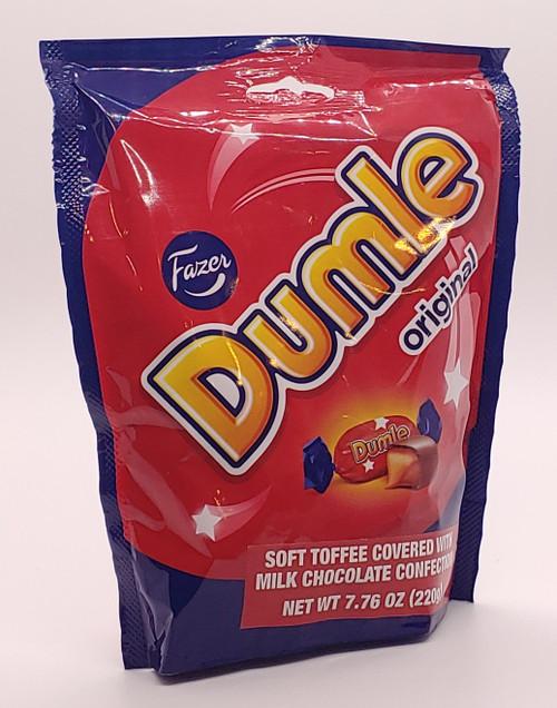 Dumle, Original (Chocolate-covered Toffee) - 7.76oz (220g)