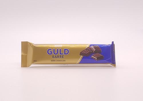 Guld Barre, Mørk (Dark Chocolate) - 45g