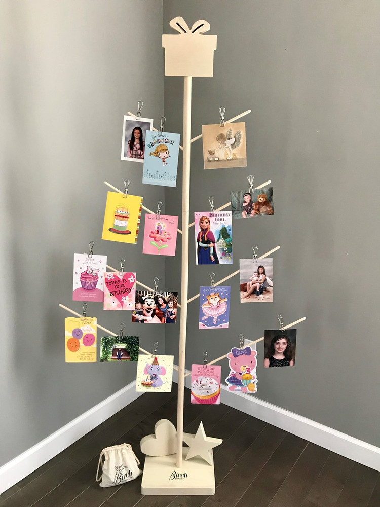 Birthday Display Stand