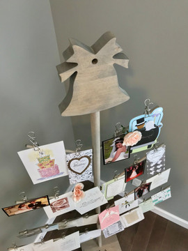 Birch Branch Card & Photo Tree  - Wedding Card Holder - Wedding Decoration & Accessory