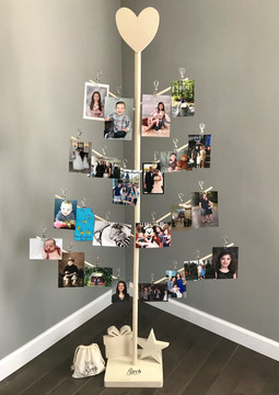 Family Photo Stand