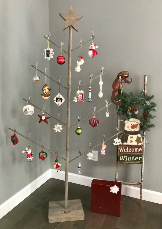 Ornament Tree Stand
