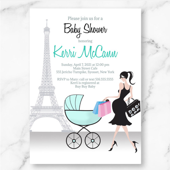 Baby Carriage Paris (as low as $1.50)