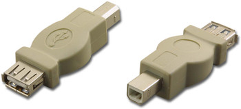USB Adaptor Type A Female to Type B Male