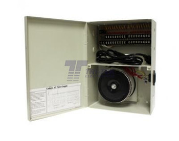 18-Camera 24 VAC 15A CCTV Power Supply
