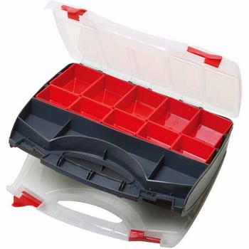 """25 Compartment Box, 13.6""""L x 11""""W"""