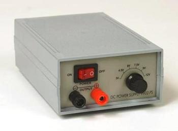 3-15 VDC 2A Var. Power Supply