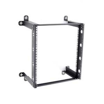 "12U V-Line Wall Mount Rack - 12"" Depth"
