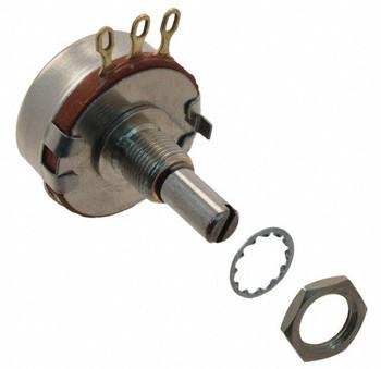 NTE Electronics 501-0009 5K Ohm Single-Turn/Linear Potentiometer