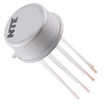 IC - Frequency Compensated OP Amp 8-Pin Can