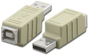 Adaptor USB Type A Male to Type B Female