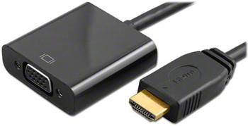Adaptor HDMI A/M To VGA/F