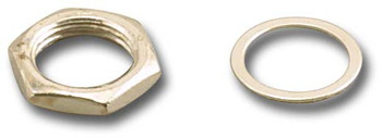 F Connector Nut & Washer