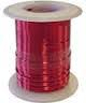 Solid Enamel Coated Magnet Wire 24 Gage 1/2lb