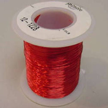 Solid Enamel Coated Magnet Wire 28 Gage 1/2lb