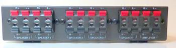 Speaker Selector Box - 5 Way