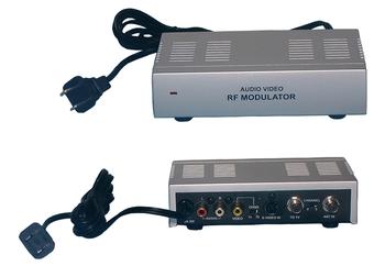 Audio/Visual Economy RF Modulator