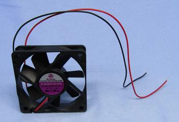 "60mm (2.36"") 12VDC Square Cooling Fan"