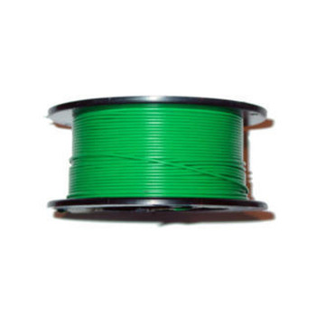 Solid Core Copper Wire - 22 AWG - 100' - GREEN