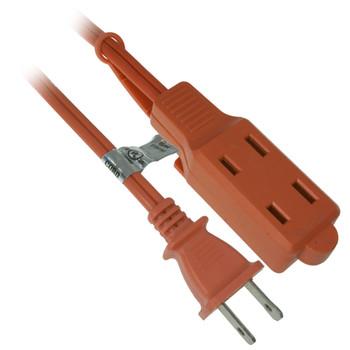 25' Indoor Power Extension Cord