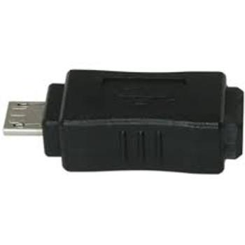 Female Mini-USB - Male Micro-USB Adaptor
