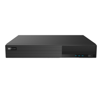 8-Channel (+4 IPC) 4K H.265 Titanium 5-IN-1 Hybrid DVR