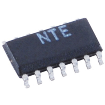 IC - CMOS Dual D-Type Flip-Flop SMD