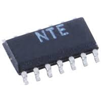 IC - CMOS Quad Exclusive Or Gate Soic-14