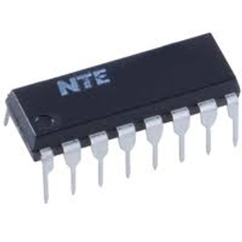 IC - CMOS, 3−Digit BCD Counter16−Lead DIP Type Package