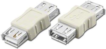 Adaptor USB, Type A Female To Female