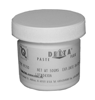 Qualitek PF400 Rosin Paste Flux - 2 oz.