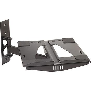 Single Arm TV Wall Mount 10-17in. Black