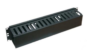 Finger Duct Panel - Single Sided 2RU
