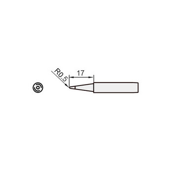Replacement Tip for SS206E & SS207E B1.0