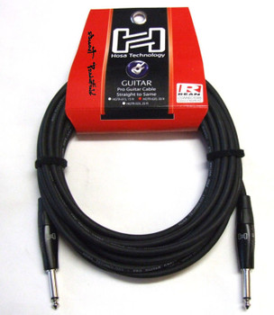 Pro Guitar Cable REAN Straight to Same, 20ft