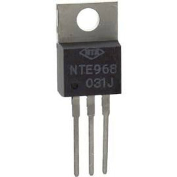 Integrated Circuit 3–Terminal Positive Voltage Regulator, 15V