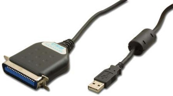 USB to C36M Parallel Printer Cable