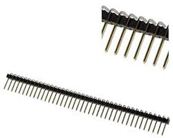 40 Pin Right Angle Pin Header