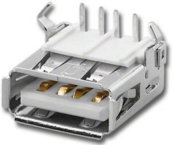 USB A Female PCB