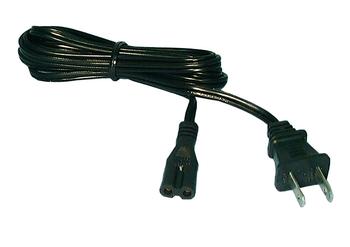 C7 Non-Polarized AC Cord - 6'