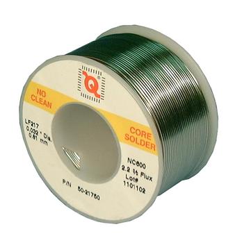 Qualitek Lead-Free Solder LF217 -1/2 lb