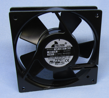 120mm Square Cooling Fan