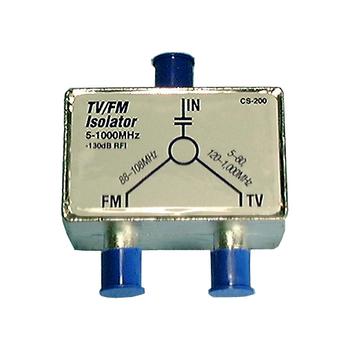1GHz TV/FM Isolator