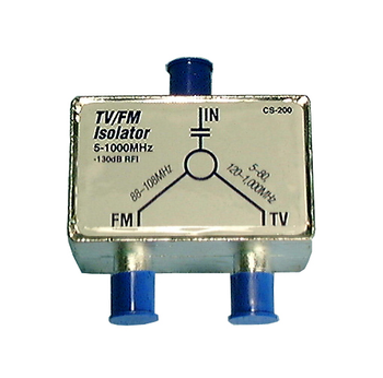 1GHz TV/FM Isolator