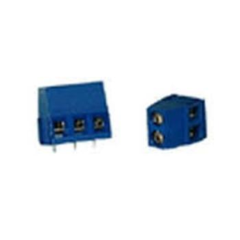 2-Pos R/A PCB Terminal Block
