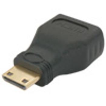 HDMI Jack to Mini-HDMI Plug