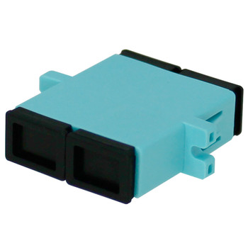 SC to SC Fiber Coupler, Duplex, Multimode