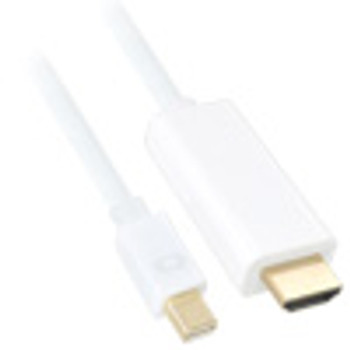 10 ft. Mini-DP Male to HDMI Male Cable
